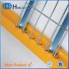 Capacidad de carga del estante de la plataforma del acoplamiento de alambre con Decking del alambre