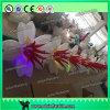 De hete Verkopende Opblaasbare Decoratie van de Ketting van de Bloem met LEIDEN Licht voor Huwelijk/Partij/Gebeurtenis
