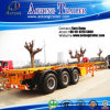 40ft Skeleton Trailer/Flatbed Container Trailer for Sale
