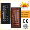 Garage-vordere Stahlhölzerne Eintrag-Innentür, MDF-Tür (SC-A229)