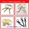 Saltare l'anello/anello spaccato/catena chiave/anello portachiavi/anello chiave/Keychain