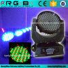屋内段階のための高い発電108X3w RGBW LEDの移動ヘッド洗浄ライト