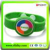 Waterproof Ajustável RFID Wristbands para a Piscina