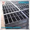 Flat galvanizzato Steel Bar Grating per Construction