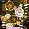 Домашние цветки нутряного украшения искусственние золотистые (WPAG-10)