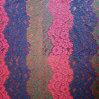Tessuto del merletto del poliestere di modo di alta qualità