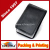 Notepad en cuir de Pocket 3X5 Memo Book Cover Holder - Plain (520093)