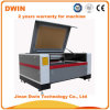 Máquina de gravura Desktop de madeira acrílica da estaca do laser do CO2 para a venda