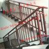 Inferriata di potere/galvanizzata ferro saldato della scala/corrimano rivestiti della scala
