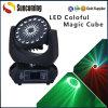 RGBW 4 dans 1 lumière principale mobile extérieure de LED