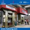Prensa de tornillo eléctrica del dispositivo de seguridad del CNC