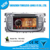 Androide 4.0 Car Radio para Ford Focus 2009-2013 con la zona Pop 3G/WiFi BT 20 Disc Playing del chipset 3 del GPS A8