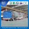 GIS mobiles de sous-station de la boîte de vitesses 132kV d'alimentation de secours