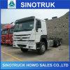 Sinotruck HOWO 6X4 10 짐수레꾼 무거운 트레일러 트럭 트랙터 헤드