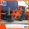 2 тонны затяжелителя колеса с 100HP Чумминс Енгине и CE
