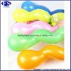 Weihnachten Spielzeug Schraube / Spirale geformt Latex-Ballon