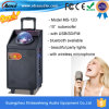 Outdoor ricaricabile Portable Speaker con Beautiful Party Lights