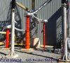 ensemble de test de résonance pour disjoncteur SIG et câble ( 500kv / 500 kVA )