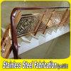 Lujo Escaleras / Balcón de aluminio Barandilla
