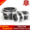 Flexibles Single Sphere Rubber Expansion Joints mit Flange