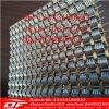 ステンレス鋼の建築装飾的な金網(壁のクラッディング)
