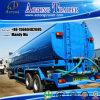 2 Wellen 30000 Liter-Kraftstoff-Tanker-halb Schlussteil