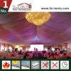 tentes 2000 de luxe de capacité de tente de 30m x de 70m avec l'éclairage
