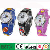 OEM Design Quartz Movement Kids Promotion Watch