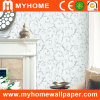 Leaf hermoso Design Wall Paper con Top Quality