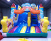 Japanisches Brand Ink und amerikanisches Brand Liquid von Printing 18FT Fun Inflatable Trippo Slide