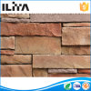 Pedra artificial da cultura, revestimento da parede para a chaminé & as paredes da tevê