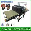 Presse chaude de la chaleur de stations de la machine de transfert de presses de grande sublimation deux