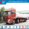 caminhão do depósito de gasolina do caminhão de tanque do óleo de 315HP 8X4 25000L