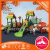 Новое скольжение спортивной площадки малышей парка конструкции напольное