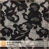 Laço elástico da tela do Crochet do laço dos acessórios do vestuário (SX019)