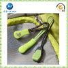 Kundenspezifisches Plastic Rubber Zipper Puller für Garment (JP-ZP007)