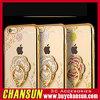 Гальванизируя iPhone 6s аргументы за задней стороны обложки Metal Ring Holder Stand