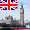Frete de mar de Internatinal de China ao Reino Unido