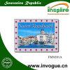 Magnet personalizzato con Foil Sticker per Souvenir