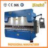 Dobladora de acero hidráulica del metal de hoja del CNC We67k-63/2500