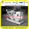 Sistema de generador marina de Geunine Cummins 100kw