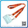 Colhedor duro do suporte de cartão da identificação do plástico dos presentes incorporados (HN-IL-001)