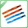 Design variopinto sublimato Fabric Wristbands per Musical Event