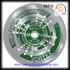 Diamond di ceramica Saw Blade per Cutting Ceramic e Porcelain
