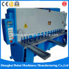 QC11y/K 6X4000 Hydraulic Shearing Machine