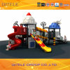 Equipamento ao ar livre do campo de jogos das crianças da série do navio de espaço (SP-08101)