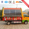 Изготовление тележки перехода еды Китая высокого качества горячее продавая