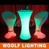 LED党イベントのカラーによって変更される屋外の家具