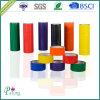 색깔 BOPP 직업적인 공장에서 접착성 패킹 테이프