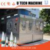 Машина автоматической вполне воды бутылки минеральной чисто заполняя разливая по бутылкам упаковывая